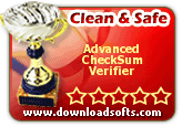 Aug  4, 2006. Awarded Clean & Safe 5 Stars Award at DownloadSofts.com