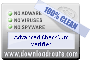 Aug 1, 2008. Get 100% CLEAN award from DownloadRoute.com
