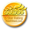 Jul  4, 2006. Awarded 5 stars at FreshShare.com