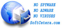 May 28, 2008. Successfully passed antivirus and antispyware tests at SoftCetera.com